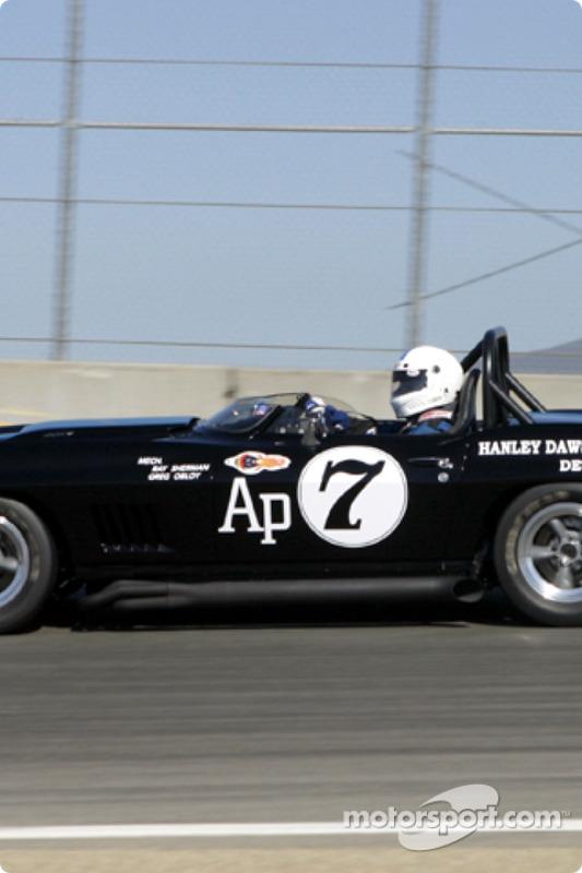 #7 1967 Corvette