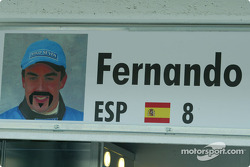 Fernando: wanted dead or alive
