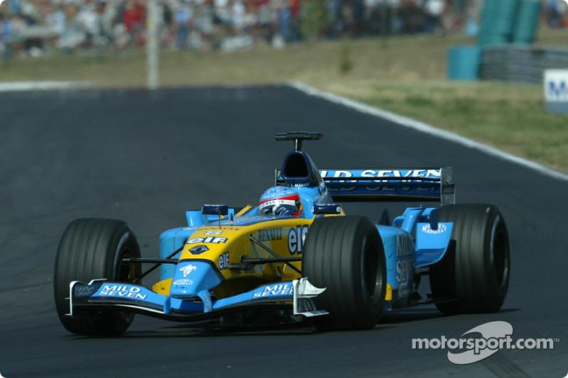2003: 雷诺 R23 赛车