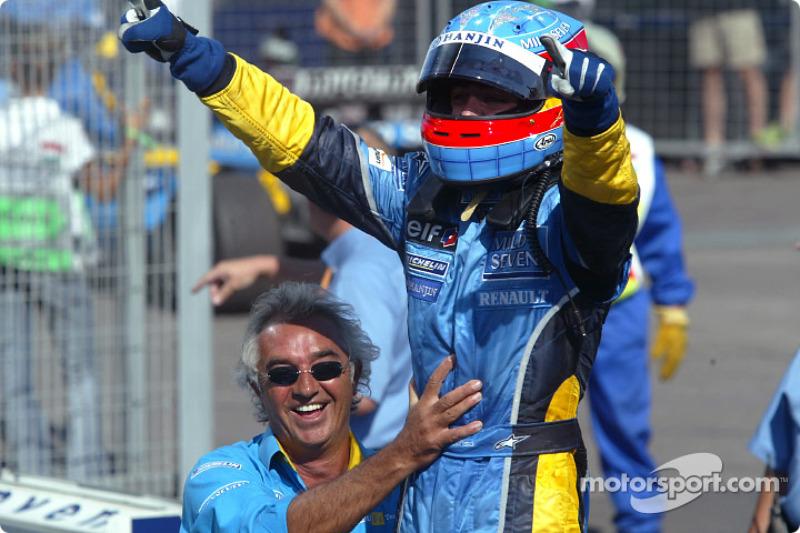 Renault 2003-2006 y 2008-2009: Flavio Briatore