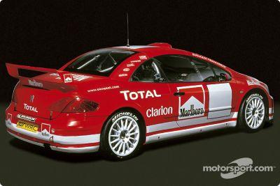Présentation de la Peugeot 307 WRC