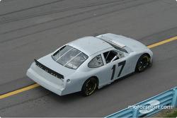 Matt Kenseth goes down pit lane