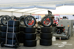 Spare tires and spare motors?  What else could you ask for?