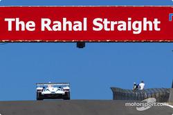 #38 Champion Racing Audi R8: J.J. Lehto, Johnny Herbert