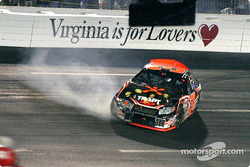 Robby Gordon off the wall