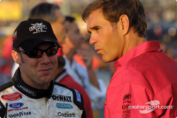 Matt Kenseth and Ray Evernham
