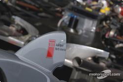 #1 Infineon Team Joest Audi R8