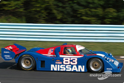 #83 1990 Nissan R90c, owned by Jim Oppenheimer