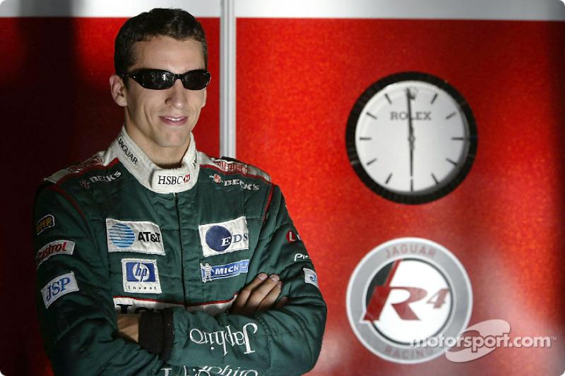2003: Overstap naar Jaguar