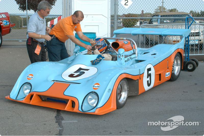 Porsche Mirage