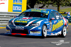 Konica V8 Supercar champion Mark Winterbottom had no trouble adjusting