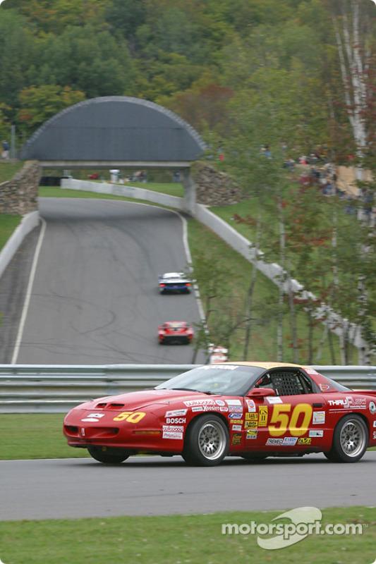 #50 Michael Baughman Racing Firebird: Rick Ellinger, Michael Baughman