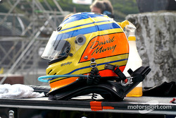 David Murry's helmet