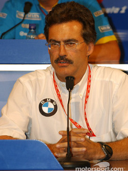 Friday FIA press conference: Dr Mario Theissen