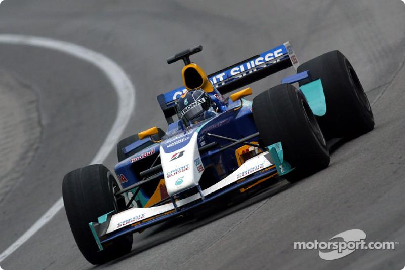 2003: Sauber-Ferrari C22
