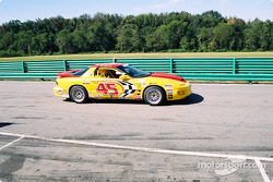 #45 Michael Baughman Racing Firebird: Mike Yeakle, Sam Shanaman, Brett Shanaman
