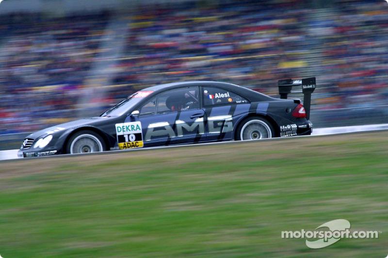2003: Jean Alesi, Mercedes-AMG CLK