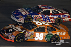 Elliott Sadler and Todd Bodine