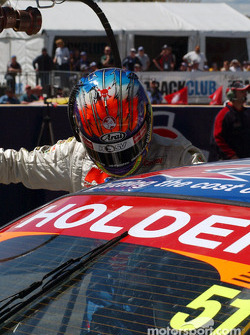 Greg Murphy takes over from Rick Kelly