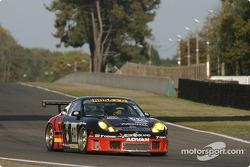 #40 Seikel Motorsport Porsche GT3-RS: Gabrio Rosa, Johnny Mowlem, Alex Caffi