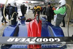 Refuel practice at Intersport Racing Field