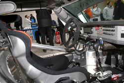 Inside the #44 Spyker Automobielen BV Spyker C8 Double12R