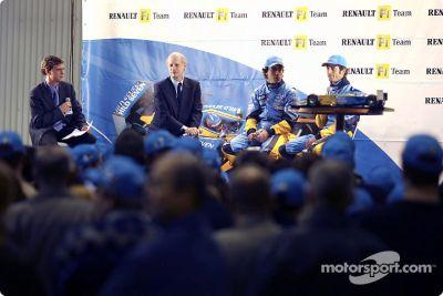 Renault F1, Moskova