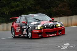 #6 Yokohama/ADVAN BMW M3: Bill Auberlen, Hans Stuck, Boris Said