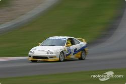 #24 Power Racing Team Acura Integra R: Jason Richardson, Andrew Linder