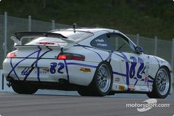 #82 dds Racing Porsche GT3 Cup: Steve Lynn, J.C. France, Terry Heath