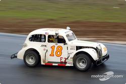 #18 RPM Legends: Mark Bailey, Randy Raduechel, Mike David, Robert Cantrell