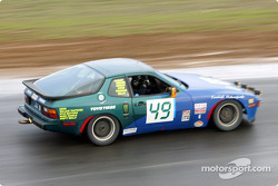 #49 Rain Sitty Racing: Craug Hillis, Jeffery Freeman, Mark Gibson, Michael Harley, Brian Welter, Bobby Piper