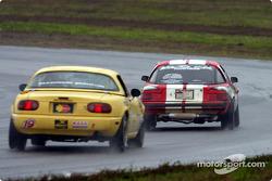 #19 Team 19 Racing: Victor Contreras, Charles Espenlaub, Rod Riley, J.T. Monello