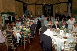 The Brabham-BMW championship winning team celebtation dinner