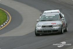 #04 Istook/Aines Motorsport Group Audi S4: Don Istook