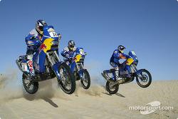 KTM presentation: Team Red Bull-KTM
