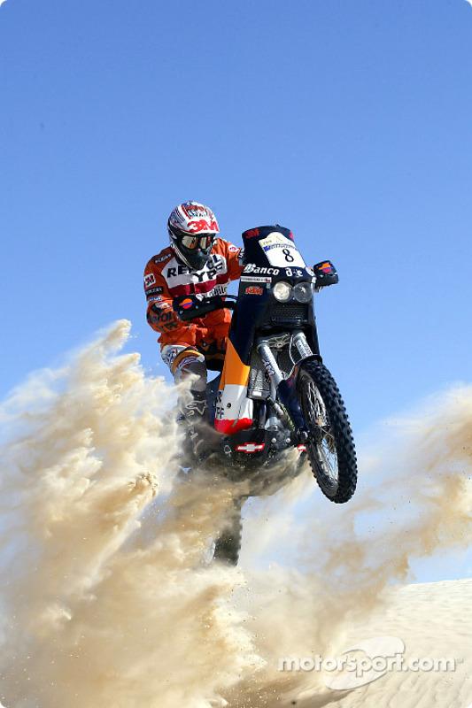 Présentation KTM : Carlo de Gavardo