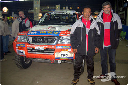 Pornsawan Siriwattanakul and Philippe Bocandé