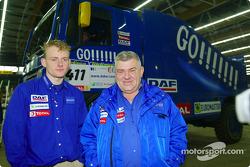 Johannes de Rooy and Gerardus de Rooy