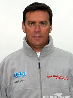 Nissan Dessoude team presentation: Philippe Rey