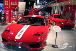 Ferrari 360 Challenge and 575 M
