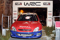 Citroen, Manufacturers ' World Rally Champions