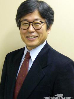Touri Ueno, manager général, département du gestion des affaires sport automobile