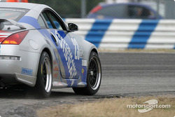#23 Unitech Racing Nissan 350Z: Tomy Drissi, Johnny Miller
