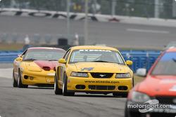 La Mustang Cobra R n°14 du Frederick Motorsports (Buddy Stubbs, Greg Camp, David Brown)