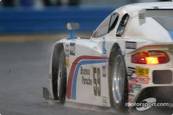 La Porsche Fabcar n°59 du Brumos Racing (Hurley Haywood, J.C. France, Scott Sharp, Scott Goodyear)