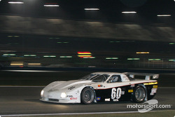 La Corvette n°60 du Xtreme Racing Group (Anthony Puleo, Robert Dubler, Squeak Kennedy, Joe Evans)