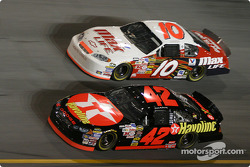 Jamie McMurray and Mike Skinner