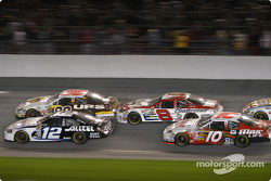 Ryan Newman, Dale Jarrett, Dale Earnhardt Jr. and Mike Skinner