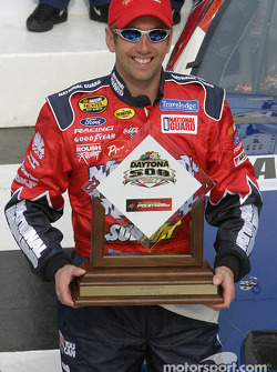 Pole award winner Greg Biffle